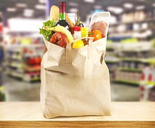 Zakupy z żywnością a węglowodany