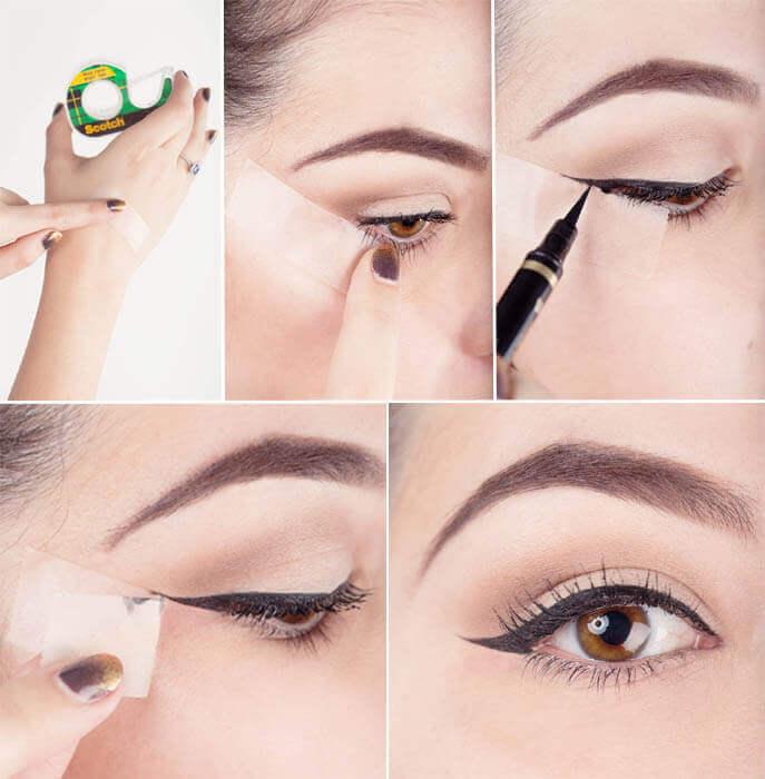 Trick a eyeliner