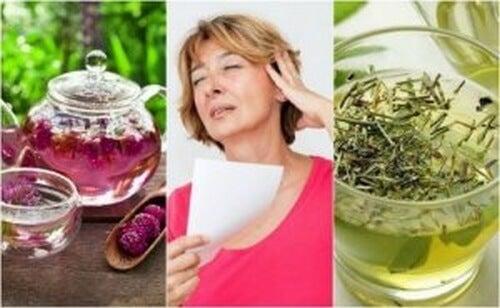 Uderzenia gorąca – 6 naturalnych metod na złagodzenie objawów menopauzy