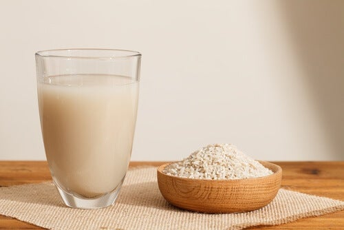 Lecznicza woda ryżowa na stres