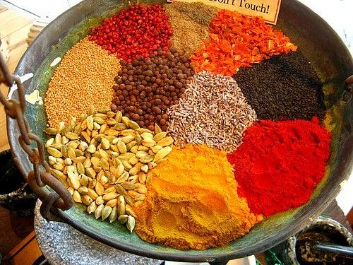 Wybór egzotycznych przypraw a metabolizm