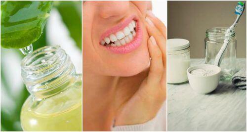 Zapalenie dziąseł – poznaj sześć naturalnych remediów