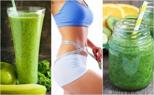 Zielony sok – świetny sposób na spalanie tłuszczu!