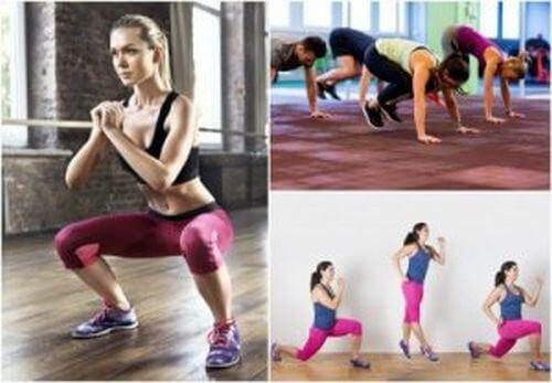 Ćwiczenia wzmacniające i kształtujące sylwetkę