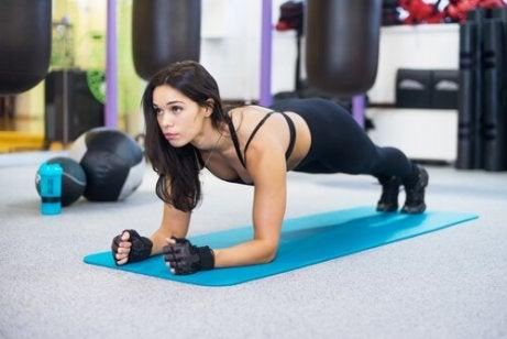 Ćwiczenie plank