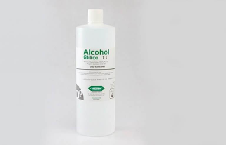 Alkohol etylowy