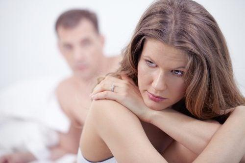Anorgazmia – poznaj jej rodzaje i problemy z jakimi borykają się kobiety