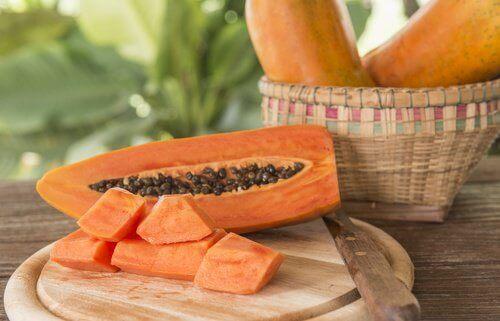 Zastosowanie papai na cellulit