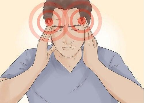 Ból głowy spowodowany przez stres – objawy