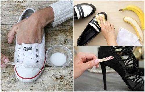 Buty – co zrobić, żeby wyglądały jak nowe?
