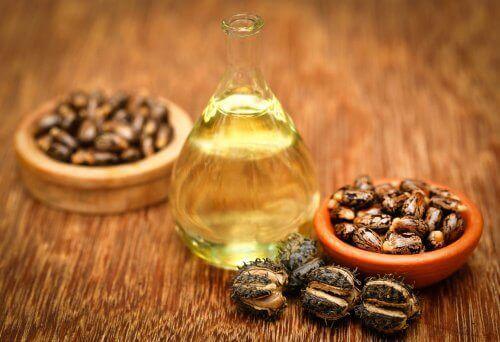 artroza olej rycynowy