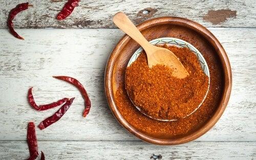 Chili czyli jak Spal tkankę tłuszczową