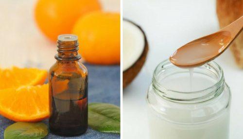 Olej kokosowo-cytrusowy dla każdego typu skóry