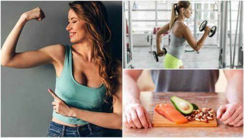 Przyrost masy mięśniowej – 5 nawyków