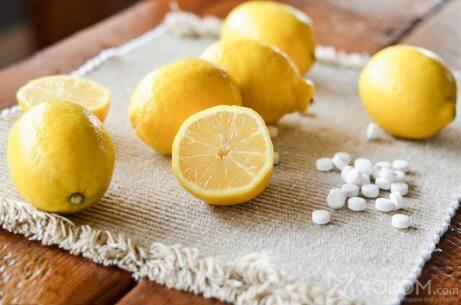 Cytryna i aspiryna