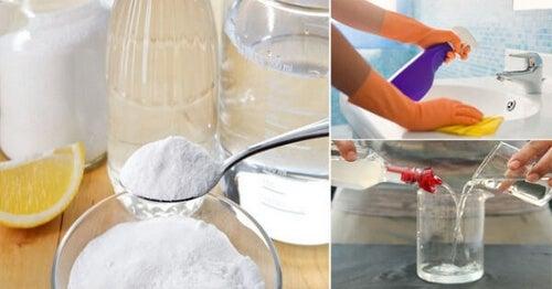Dezynfekcja domu – 5 trików, jak zrobić to naturalnie
