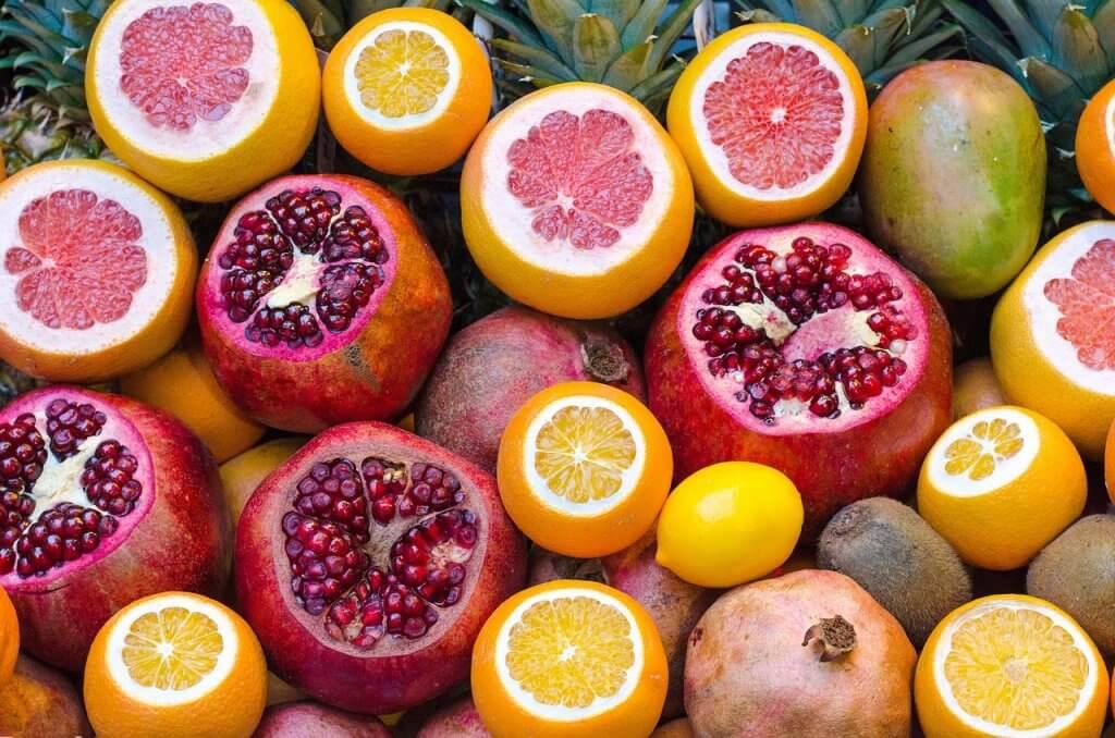 układ immunologiczny i owoce cytrusowe