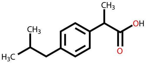 Ibuprofen i jego chemiczny opis