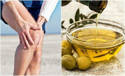 Bóle stawów? Oliwa z oliwek i skórka z cytryny przyniosą Ci ulgę