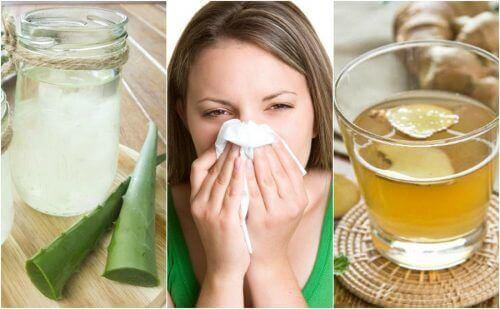 Katar sienny – 5 naturalnych remediów