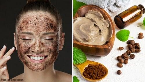 Ujędrnianie skóry twarzy za pomocą kawy – jak to zrobić?