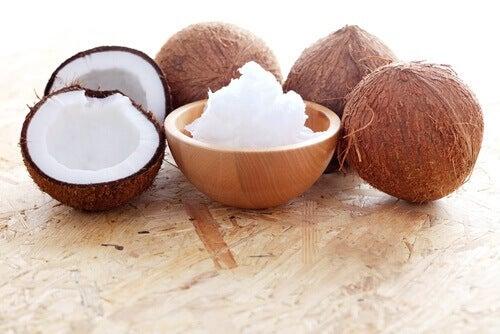 Kokos na loki
