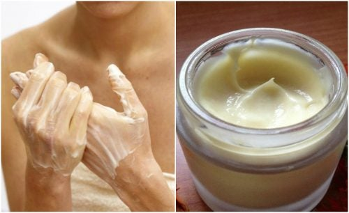Naturalny krem do rąk z masłem kakaowym i witaminą E