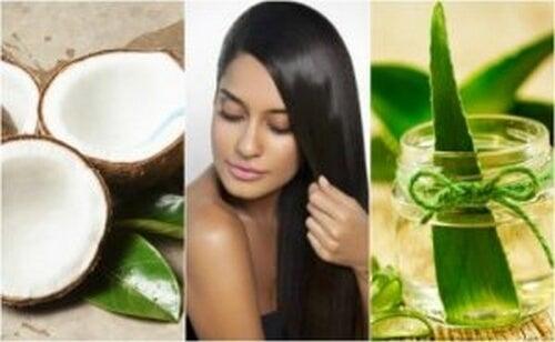 Proste włosy – 5 naturalnych maseczek prostujących