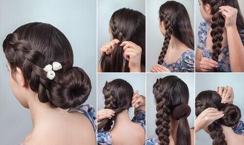 Łatwe fryzury, które na pewno dodadzą Ci uroku