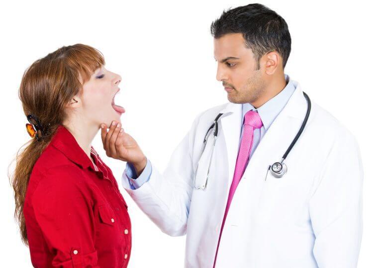 Badanie jamy ustnej a rak języka