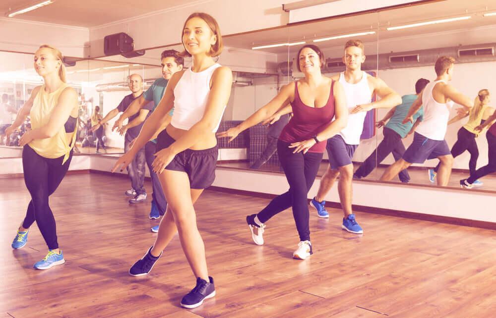 Lekcje tańca a pamięć