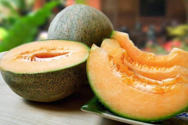 melon i jego działanie na zatrzymanie wody w organizmie