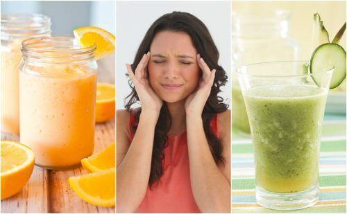 Migrena  – walcz z nią naturalnie za pomocą 5 smoothie!