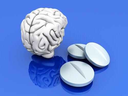 Mózg i lekarstwa przeciwlękowe