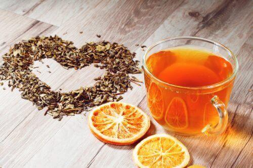 napar Skórka pomarańczowa naturalne lekarstwo