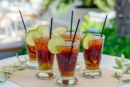 napój czyli Spal tkankę tłuszczową