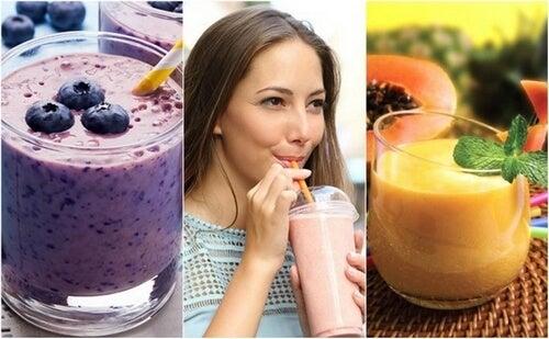Zdrowe śniadanie - 5 pomysłów na pyszne napoje