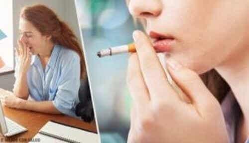 Nawyki szkodliwe jak palenie - 6 przykładów
