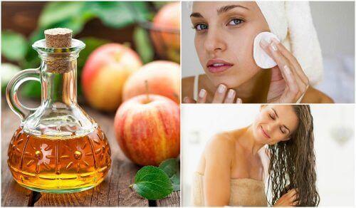 Ocet jabłkowy i jego sekretne właściwości dla urody