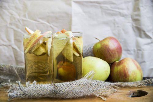 Ocet jabłkowy na Zapalenie kaletki maziowej