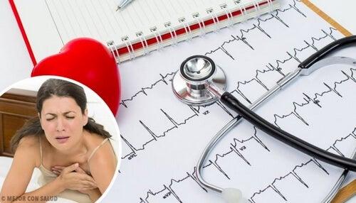 Palpitacje serca – 6 rzadko występujących przyczyn
