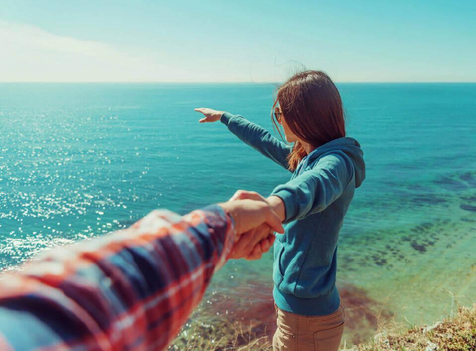 Para nad morzem