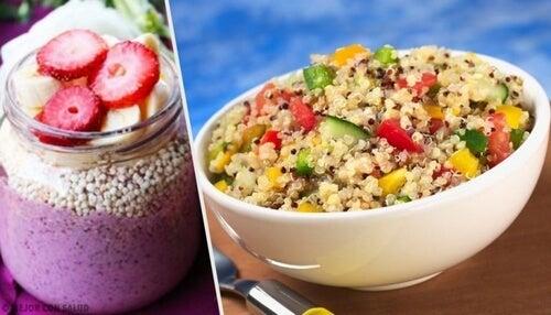 Quinoa, czyli komosa ryżowa – dlaczego warto ją jeść?