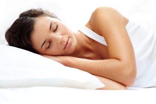 Masa mięśniowa Spokojny sen dla zdobycia masy mięśniowej