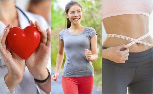 Chodzenie – 7 korzyści jeśli praktykujesz je codziennie