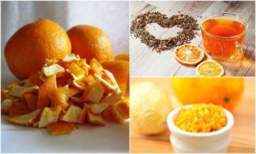 Skórka pomarańczowa – 5 niezwykłych zastosowań