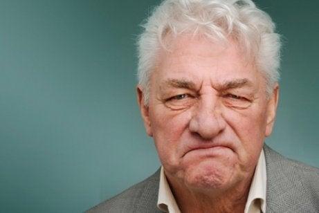 Starszy mężczyzna a demencja starcza