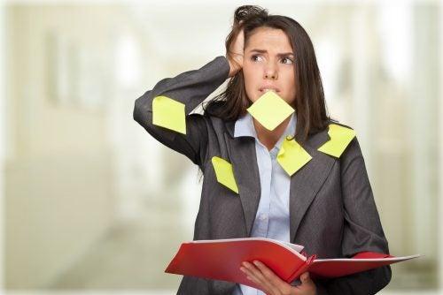 Zaburzenia lękowe a stres