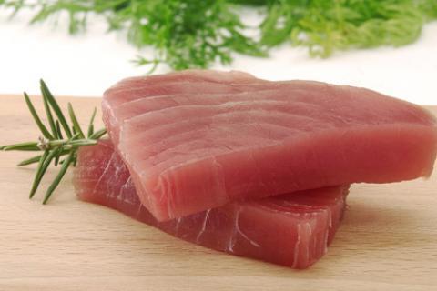 kotlety z tuńczyka źródło białka