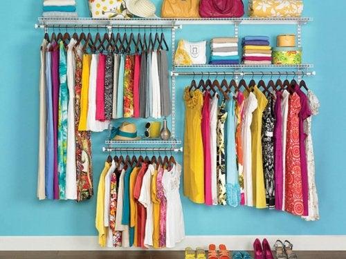 Ubrania – 12 sposobów na to, by długo ci służyły